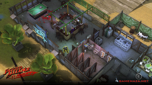 Jagged Alliance Rage Gameplay Screenshot 4