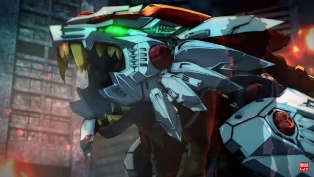 Anime 'Zoids Wild' Season 2 Akan Tayang Oktober Mendatang