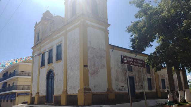 Igreja do Rosário, Cunha