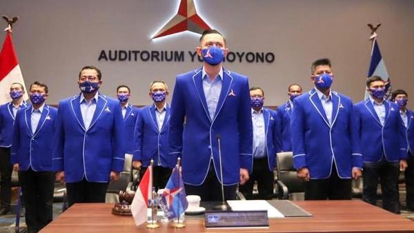Pendiri Klaim 80% DPC Dukung KLB, Partai Demokrat: Mana Ada!
