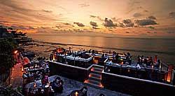 Rock Bar Ayana Uluwatu Bali