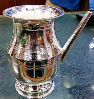Silver Jug Jar nice Design Jewelry   Fdbnj