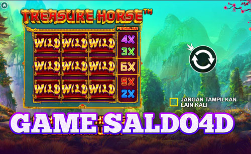 Game Slot Treasure Horse Pragmatic Play
