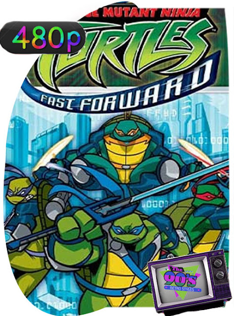 Tortugas Ninja Fast Forward [2006]  temporada 1 Latino [Google Drive] Panchirulo