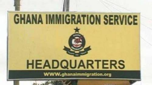 25 Nigerians Arrested For Entering Ghana Through Unapproved Routes
