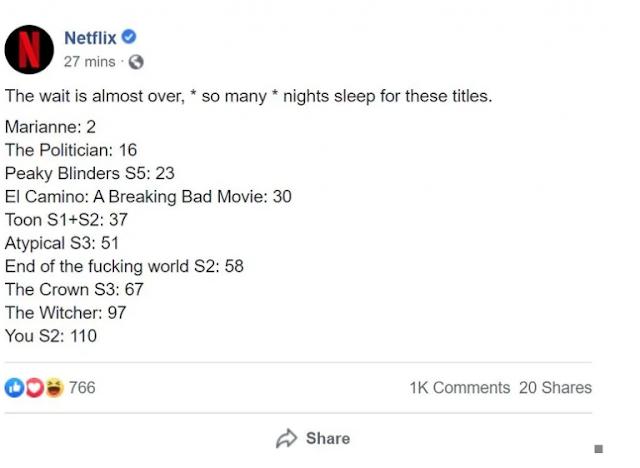 تسريب بالخطأ موعد إطلاق مسلسل The Witcher على شبكة نتفليكس