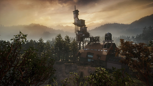 Screenshot from What Remains of Edith Finch