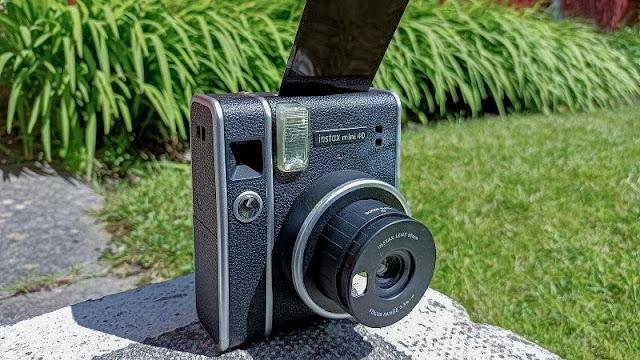 Fujifilm Instax Mini 40 Review