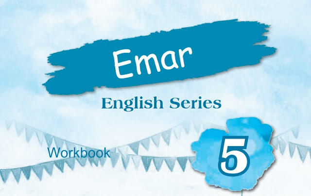 كتاب الأنشطة Emar في اللغة الانجليزية للصف الخامس 2021-2022