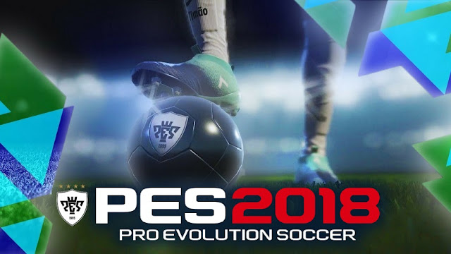 Download PES 2018 Mobile Mod Apk Black Ball Players Android