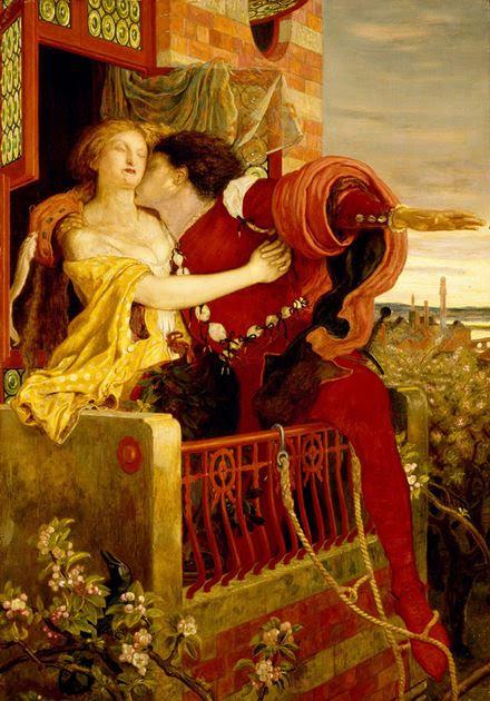 love versus hate in william shakespeares romeo and juliet