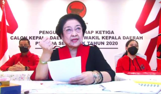 Mengapa Megawati Cemas Melihat KAMI?