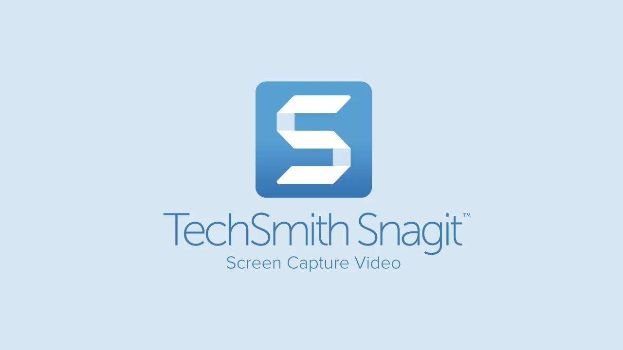 تحميل أفضل برنامج لالتقاط الشاشة مع محرر فيديو احترافي مدمج TechSmith Snagit 2020.0