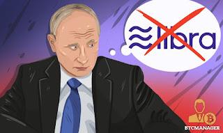 روسيا ستمنع استخدام العملة الرقمية الخاصة بـ Facebook