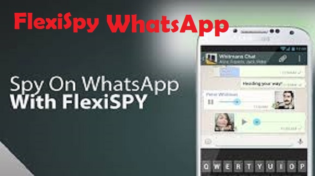 FlexiSpy WhatsApp