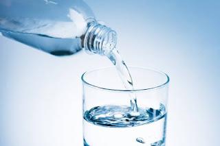 Boire beaucoup d'eau pour perdre du poids