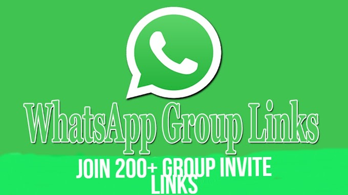 200+ Update Whatsapp Group link list 2020