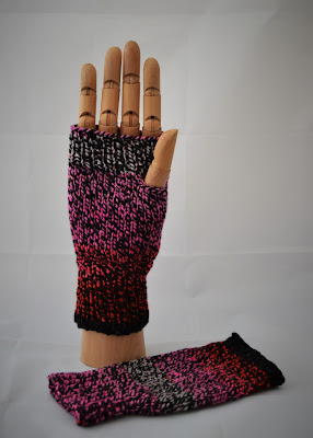 Valentines gloves with matching hat for sale at https://www.etsy.com/listing/574290754/hand-knit-womens-fingerless-gloves?ref=shop_home_active_3