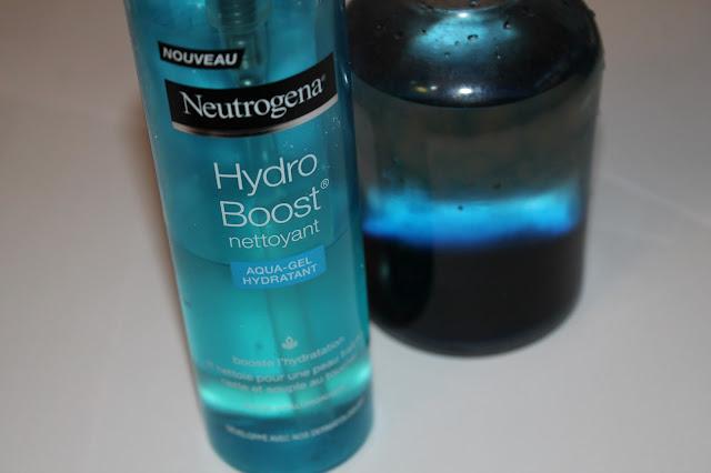 Nettoyant Aqua-Gel Hydratant - HydroBoost - Neutrogena