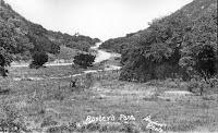 Bandera Pass Texas around 1935 by Starr Bryden
