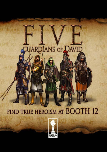 Five Guardians Of David Download Cover Free Game