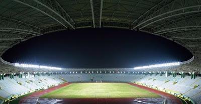 Iluminación para instalaciones deportivas