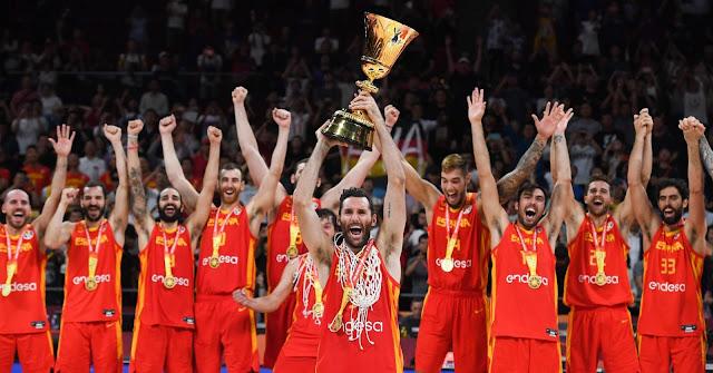 BALONCESTO: España ganó final y desarticuló a una Argentina Scola en mundial China 2019.