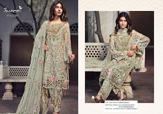 Serene Zebtan Pakistani Suits catalog