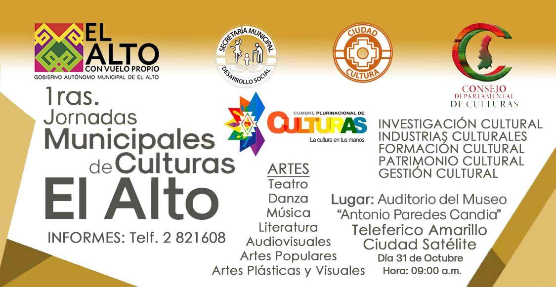 El evento se desarrollará en el museo Antonio Paredes Candia de Ciudad Satélite