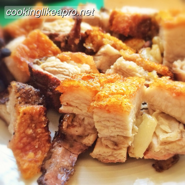 Roast Pork Crackling