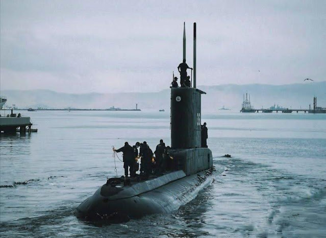 Remembranza del submarino BAP Arica, ida y vuelta a Alemania para mantenimiento y cambio de baterías.Remembranza del submarino BAP Arica, ida y vuelta a Alemania para mantenimiento y cambio de baterías.