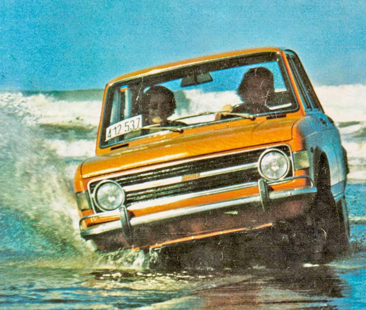 archivo de autos: el fiat 128 argentino