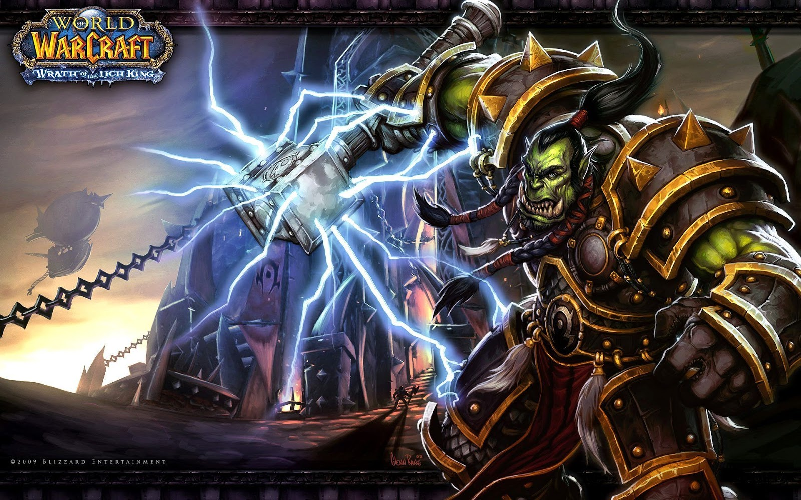 43 World Of Warcraft Wallpapers Wallpaperceiling