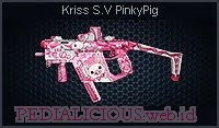 Kriss S.V PinkyPig