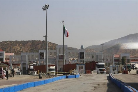 """الجهوية24 - إيران تُفَعل رسميا خط """"طهران البحر المتوسط"""" البري"""