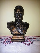 Józef Piłsudski-popiersie