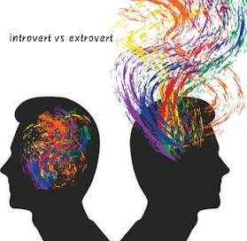 Personality types: Introvert, extrovert,embivert