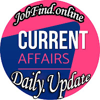 Current Affairs 20 May 2020