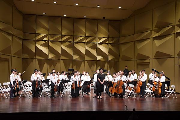 彰化縣立青少年管弦樂團暨兒童弦樂團公演 齊樂聖誕音樂會