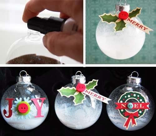 Decorazioni natalizie tutto sulle palline di natale - Decorazioni in polistirolo ...