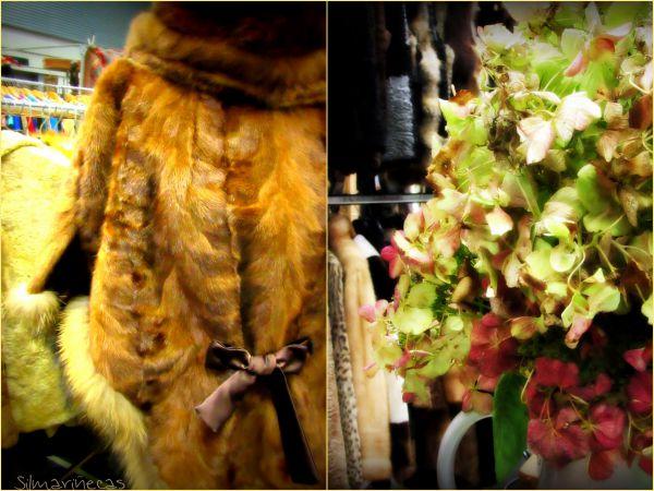 Feria desembalaje antigüedades Bilbao - moda