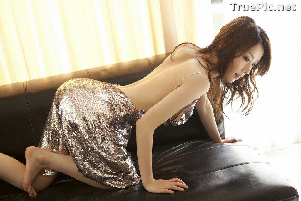 Image [YS Web] Vol.340 - Japanese Model and Actress - Saki Seto - TruePic.net - Picture-10