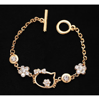 Gambar Gelang Hello Kitty 5