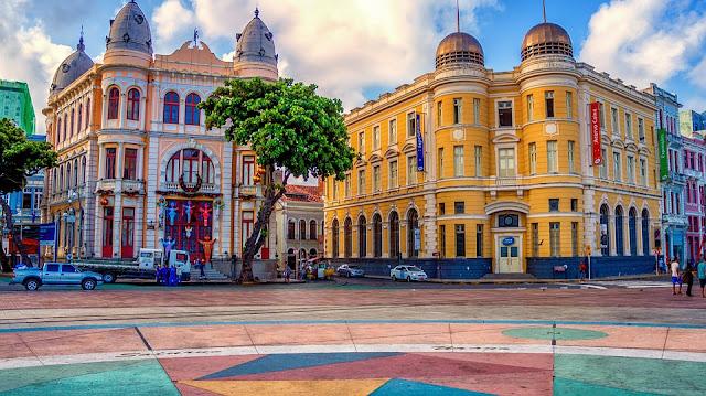 Melhores tours de um dia saindo de Recife