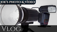 Quality Of Light - The Truth Behind Studio Strobes & Speedlites | Vlog
