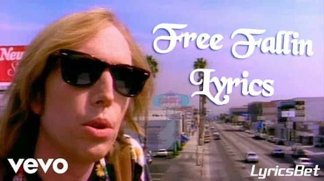 free fallin Lyrics