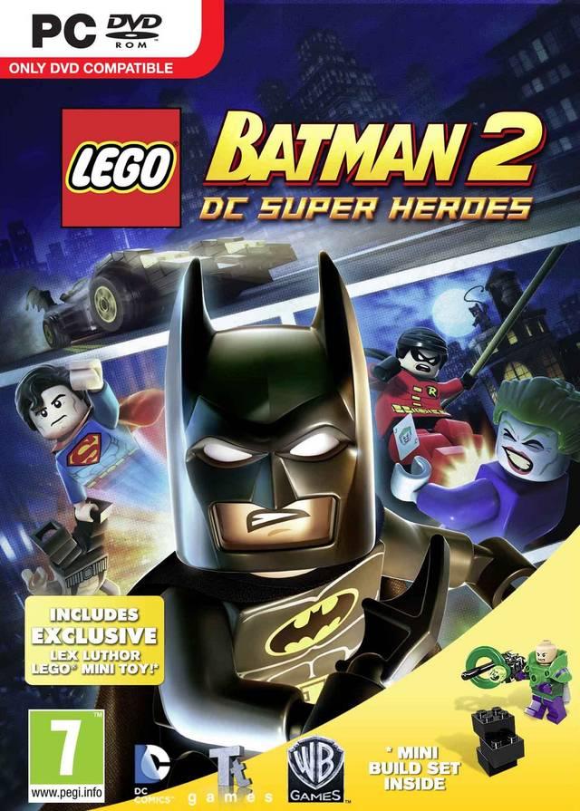 lego batman 2 nds rom torrent