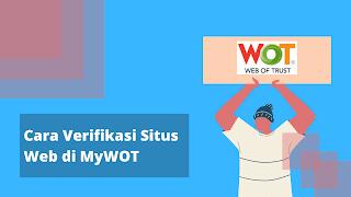 Cara Verifikasi Situs Web di MyWOT