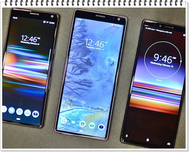 pareri forumuri Sony Xperia 10, Xperia 10 Plus, Xperia 1 Hands On