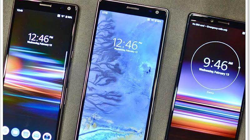 Sony Xperia 10, Xperia 10 Plus, Xperia 1 Hands On pareri bune vedetele japoneze de la MWC 2019